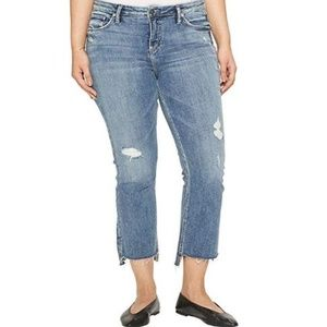 Silver Jeans Co. Women's Mazy High Rise Jeans